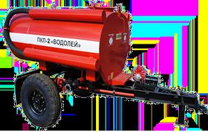 Прицеп комплекс для пожаротушения ПКП-2 «Водолей»